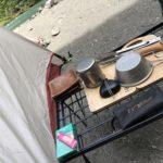 ついに ソロキャンプ に初挑戦!良かったこともあったけど、たくさん失敗もしました・・・